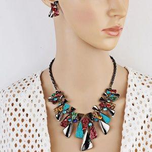 Necklace Women Higher Fashion Statement Vintage